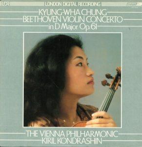 Beethoven Violin Concerto Kyung-Wha Chung