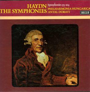 Haydn The Symphonies Decca Antal Dorati