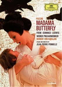 Madame Butterfly Freni Domnigo Karajan Duetsche Gramophone