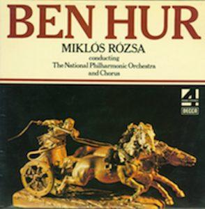 Ben Hur Miklos Rozsa