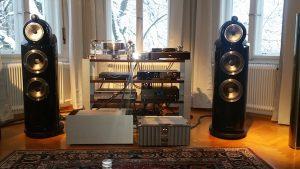 Symphonic Line Kraft 911 mk3 B&W 802 D3