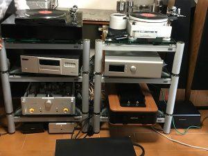 SP10mk2 Technics Techdas AF3