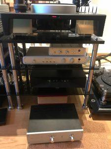 FM 123, Thrax, Audio Tekne